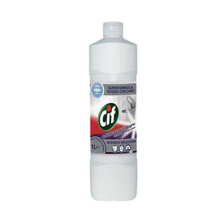 Cif Anticalcare Bagno - lt. 1 - 6 pezzi