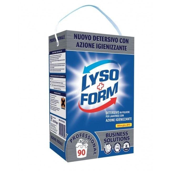 Lysoform polvere lavatrice kg. 8,55