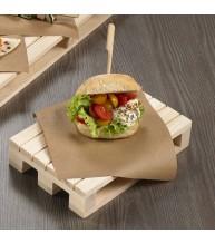 Vassoio minipallet in legno - cm.20x12x3,5h