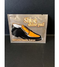 Salviettina lucida scarpe - Scatola da 150 pezzi