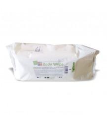 Body Wipe - salviette umidificate per pelli delicate e sensibili.