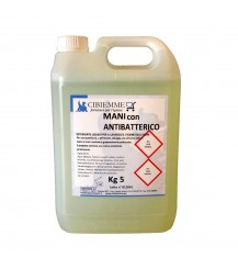 CiBi Mani antibatterico - kg. 5 - PZ. 4