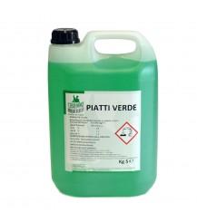 CiBi Piatti Verde - kg.5 - PZ. 4