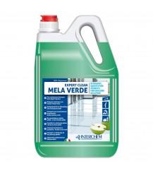 Interchem Expert Clean Mela Verde Detersivo Pavimenti - 5kg