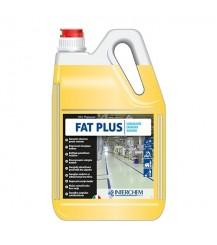 Interchem Fat Plus sgrassante inodore - Litri 5
