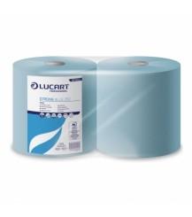 Lucart Strong Blu 252 - 2 rotoli