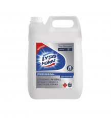 Lysoform Professional Detersivo lavatrice igienizzante Pro Formula, Flacone 5 l
