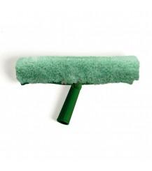 Vello lavavetri snodato completo con abrasivo - cm 25
